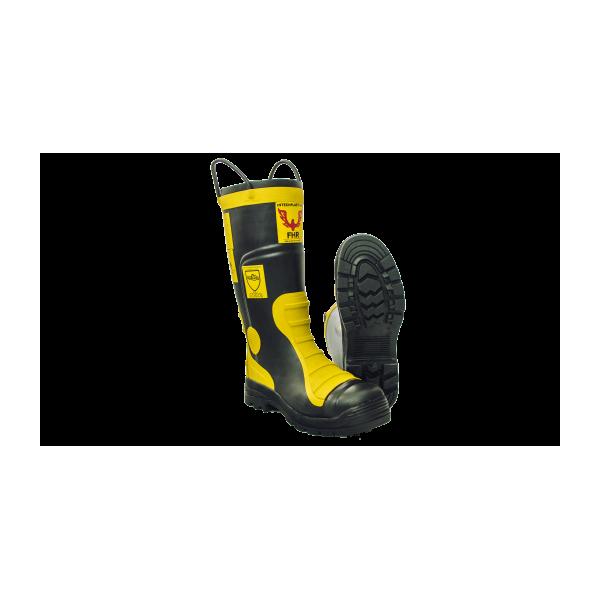 Buty strażackie gumowe FHR 004