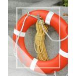 Koła ratunkowe i pasy ratownicze